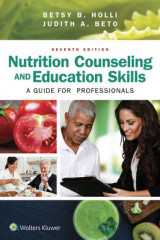 Omslag - Nutrition Counseling and Education Skills