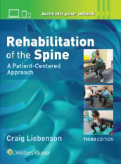 Rehabilitation of the Spine: A Patient-Centered Approach av Craig Liebenson (Innbundet)