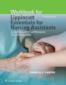 Workbook for Lippincott Essentials for Nursing Assistants av Carter (Heftet)