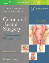 Omslag - Colon and Rectal Surgery: Abdominal Operations