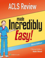 Omslag - ACLS Review Made Incredibly Easy