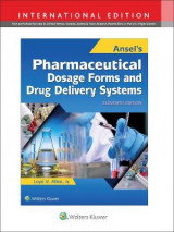 Omslag - Ansel's Pharmaceutical Dosage Forms and Drug Delivery Systems