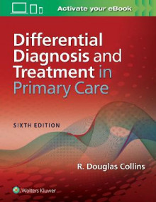 Differential Diagnosis and Treatment in Primary Care av Collins (Heftet)