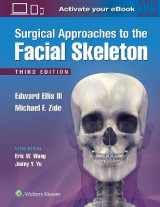 Omslag - Surgical Approaches to the Facial Skeleton