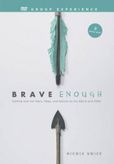 Omslag - Brave Enough DVD Group Experience