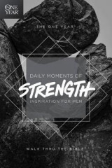 Omslag - The One Year Daily Moments of Strength