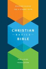 Omslag - The Christian Basics Bible NLT
