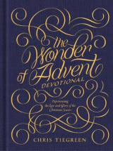Omslag - The Wonder of Advent Devotional