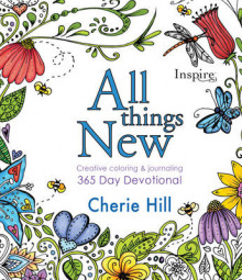 All Things New av Cherie Hill (Heftet)