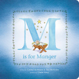 Omslag - M Is for Manger
