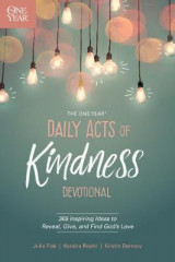 Omslag - The One Year Daily Acts of Kindness Devotional