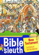Omslag - Bible Sleuth: New Testament