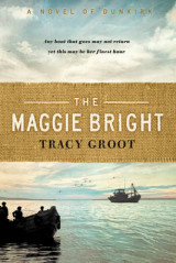 Omslag - The Maggie Bright