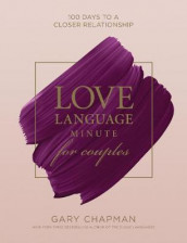 Love Language Minute for Couples av Gary D. Chapman (Innbundet)