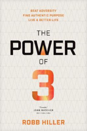 Power of 3, The av Robb Hiller (Innbundet)