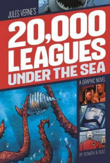 20,000 Leagues Under the Sea av Jules Verne (Heftet)