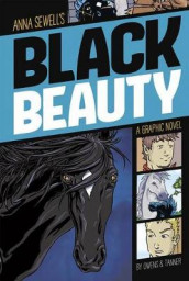 Black Beauty (Graphic Revolve: Common Core Editions) av Anna Sewell (Heftet)