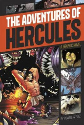 Adventures of Hercules (Graphic Revolve: Common Core Editions) av Martin Powell (Heftet)