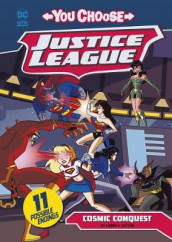 Justice League: Cosmic Conquest av Laurie S. Sutton (Heftet)