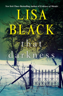 That Darkness av Lisa Black (Innbundet)