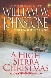 High Sierra Christmas av William W Johnstone (Innbundet)