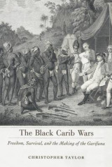 Omslag - The Black Carib Wars