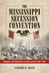 Omslag - The Mississippi Secession Convention