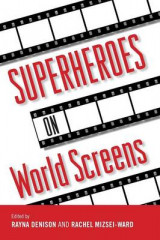 Omslag - Superheroes on World Screens