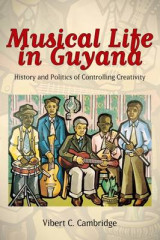 Omslag - Musical Life in Guyana