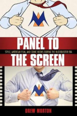 Omslag - Panel to the Screen