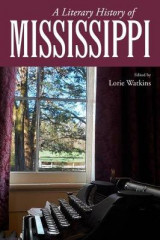 Omslag - A Literary History of Mississippi