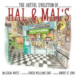 Omslag - The Artful Evolution of Hal & Mal's