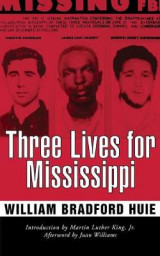 Omslag - Three Lives for Mississippi