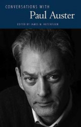 Omslag - Conversations with Paul Auster