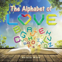 The Alphabet of Love av Natalie Wood (Heftet)