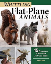 Whittling Flat-Plane Animals av James Miller (Heftet)