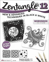 Zentangle 12, Workbook Edition av Suzanne McNeill og Cindy Shepard (Heftet)