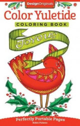 Omslag - Color Yuletide Coloring Book