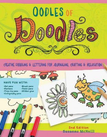 Oodles of Doodles, 2nd Edition av Suzanne McNeill (Heftet)