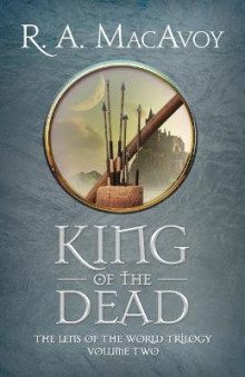 King of the Dead av R a MacAvoy (Heftet)