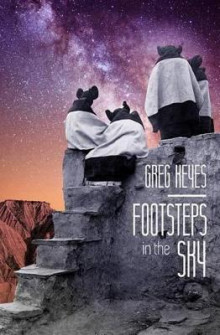 Footsteps in the Sky av Greg Keyes (Heftet)