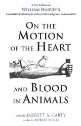 Omslag - On the Motion of the Heart and Blood in Animals
