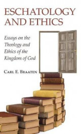 Omslag - Eschatology and Ethics