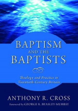 Omslag - Baptism and the Baptists
