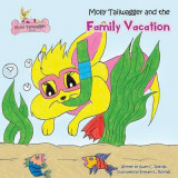 Omslag - Molly Tailwagger and the Family Vacation
