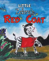 Omslag - Little Zebra's Red Coat