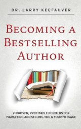 Omslag - Becoming a Bestselling Author