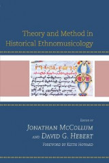 Omslag - Theory and Method in Historical Ethnomusicology