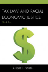 Omslag - Tax Law and Racial Economic Justice
