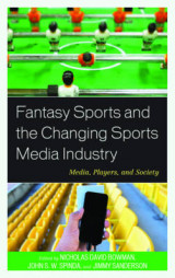 Omslag - Fantasy Sports and the Changing Sports Media Industry